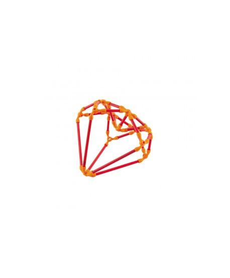 Kit de construcción creativa flexistick