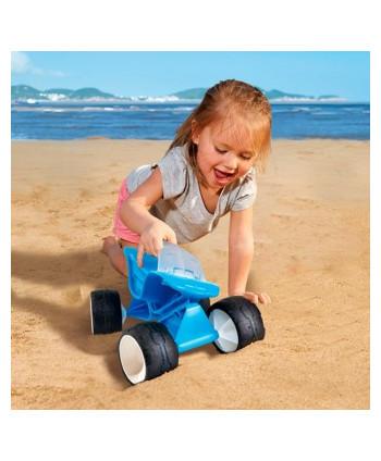 Buggy para la arena azul