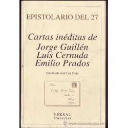EPISTOLARIO DEL 27. CARTAS...