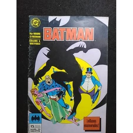 BATMAN Nº14