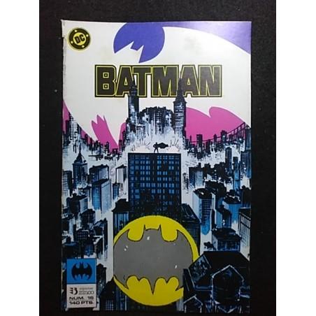 BATMAN Nº16