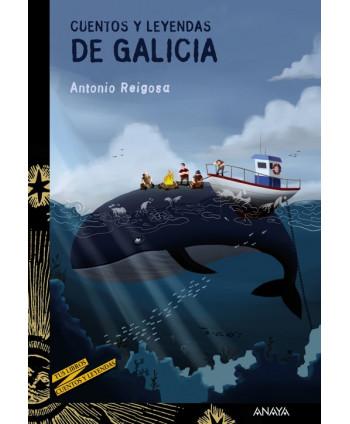 CUENTOS Y LEYENDAS DE GALICIA