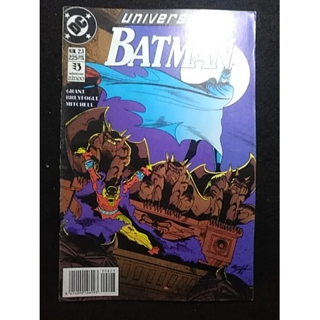 BATMAN UNIVERSO DC Nº23