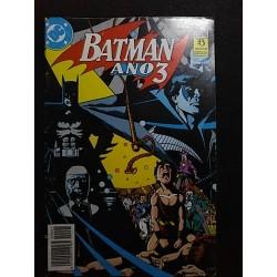BATMAN AÑO 3 (COMPLETA)