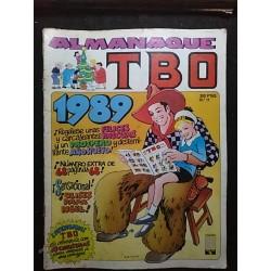 ALMANAQUE TBO (1989) Nº 11