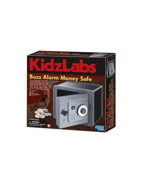 Kidzlabs caja fuerte con alarma