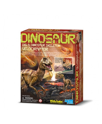 Kidz labs paleontología...
