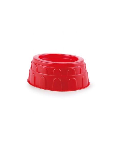 Molde coliseum rojo para arena