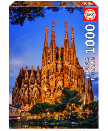 Sagrada Familia Barcelona...