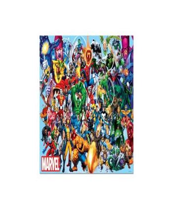 LOS HEROES DE MARVEL 1000