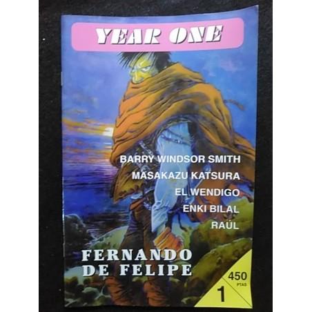 YEAR ONE / Fernando de Felipe