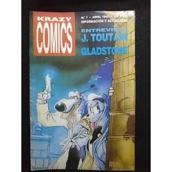 KRAZY COMICS Nº7
