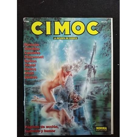 CIMOC Nº160