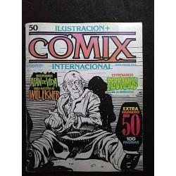 COMIX INTERNACIONAL Nº50