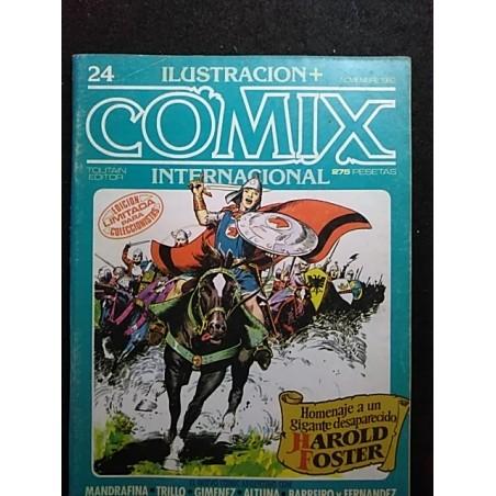 COMIX INTERNACIONAL Nº24