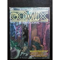 COMIX INTERNACIONAL Nº45