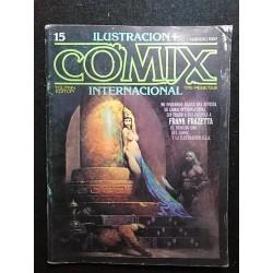 COMIX INTERNACIONAL Nº15