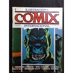 COMIX INTERNACIONAL Nº1