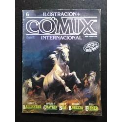 COMIX INTERNACIONAL Nº6