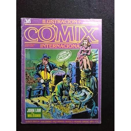 COMIX INTERNACIONAL Nº38