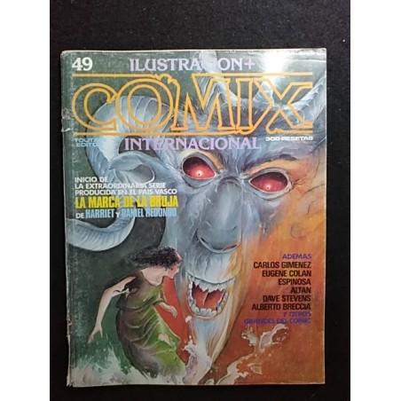 COMIX INTERNACIONAL Nº49