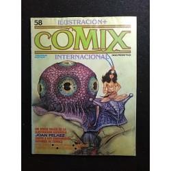 COMIX INTERNACIONAL Nº58