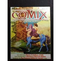 COMIX INTERNACIONAL Nº40
