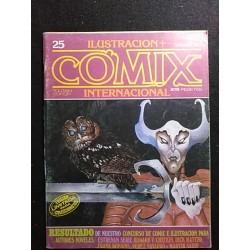 COMIX INTERNACIONAL Nº25