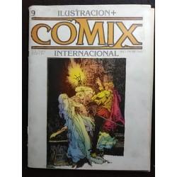 COMIX INTERNACIONAL Nº9