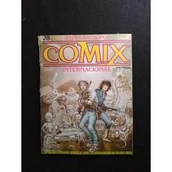 COMIX INTERNACIONAL Nº28