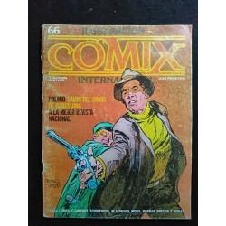 COMIX INTERNACIONAL Nº66