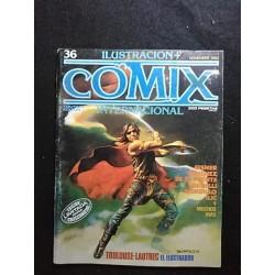 COMIX INTERNACIONAL Nº36