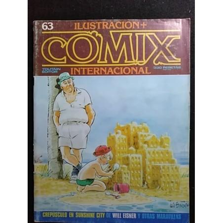 COMIX INTERNACIONAL Nº63