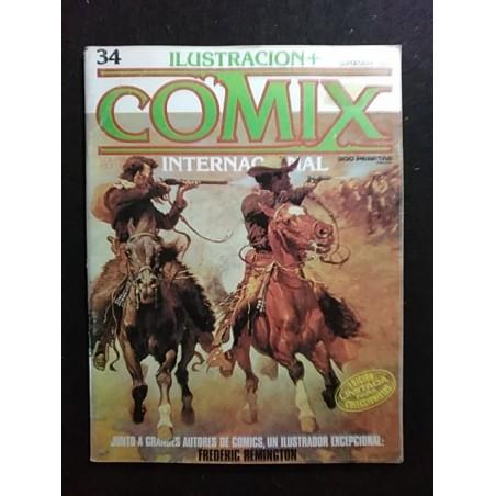 COMIX INTERNACIONAL Nº34