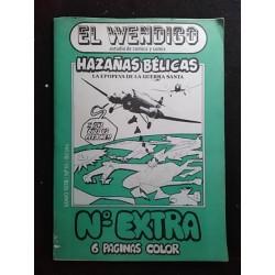 EL WENDIGO Nº10 EXTRA....