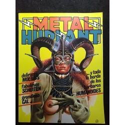 METAL HURLANT Nº2