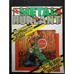 METAL HURLANT Nº5