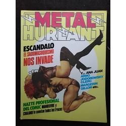 METAL HURLANT Nº32