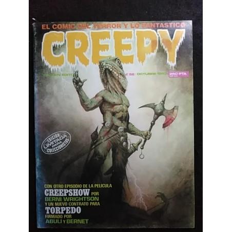 CREEPY Nº52