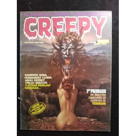 CREEPY Nº58