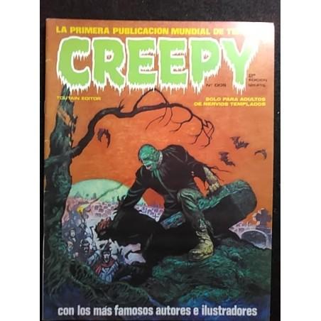 CREEPY Nº2