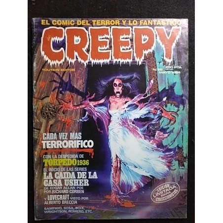 CREEPY Nº 59