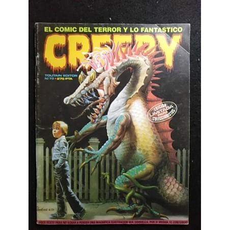 CREEPY Nº73