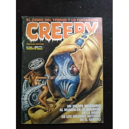 CREEPYN Nº62