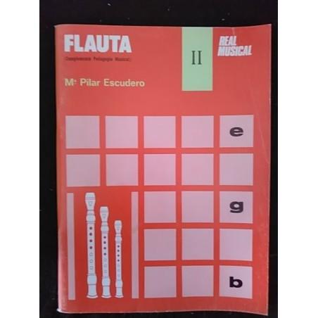 FLAUTA II (Complemento pedagogía musical)