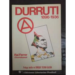 Durruti 1896-1936