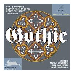 Gothic Patterns (With CDROM)