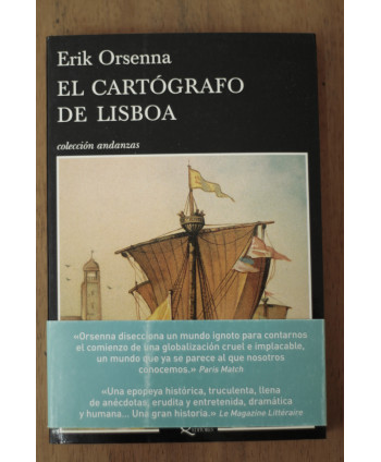 El cartógrafo de Lisboa