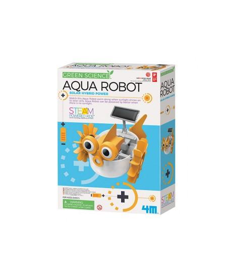 Set ingeniería solar aqua robot