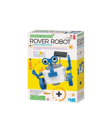 Set ingeniería solar rover robot